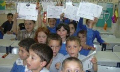 Çaykara'da Okullar Tatil Edildi