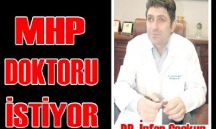 Mhp Trabzon'da İrfan Coşkun'u İstiyor