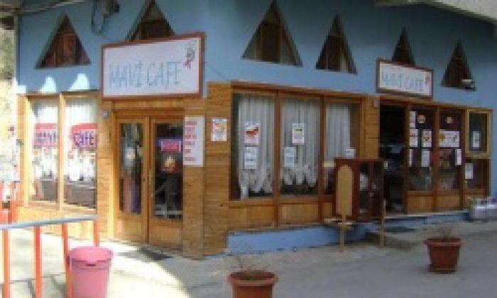 Çaykara'da Farklı Bir Mekan: Mavicafe