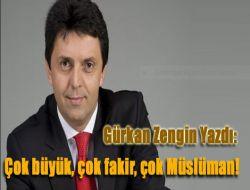 Gürkan Zengin'in Yeni Yazısı
