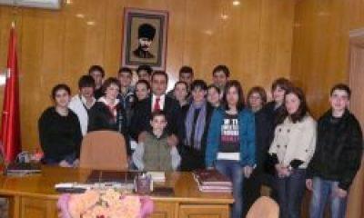 Gürcistan Türk Koleji öğrencileri Çaykara'da
