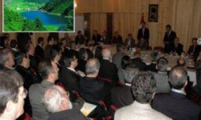 Uzungöl'lüler Turizm Toplantısında Feryat Etti