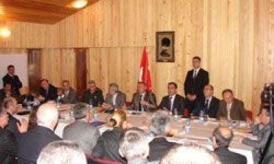 Trabzon Valisi Uzungölde
