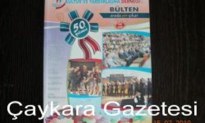 50.Yıllık Karadenizliler Derneği