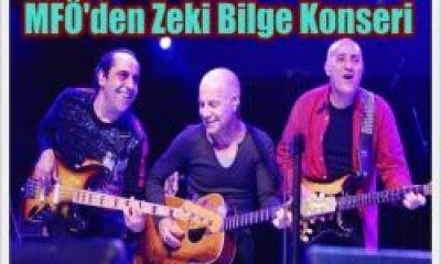 MFÖ'den Zeki Bilge Konseri