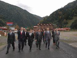 Büyükelçiler Uzungölde