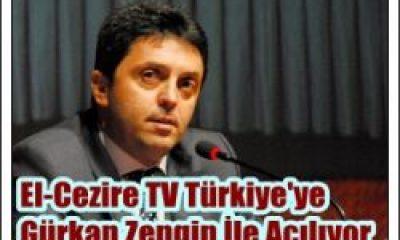 Gürkan Zengin El-Cezire'nin Başında