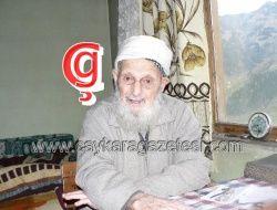 İlçemizin En Yaşlısı Nazım Dede (108) Vefat Etti