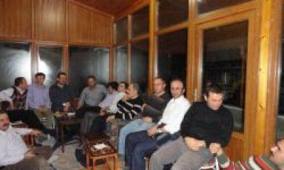 Ankara Çaykaralılar Grubundan Anlamlı Yardım