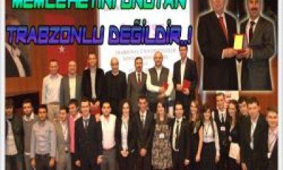 Memleketini Unutan Trabzonlu Değildir!