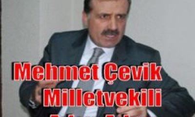 Mehmet Çevik Aday Adayı