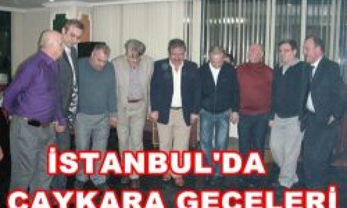 İstanbul'da Çaykara Geceleri
