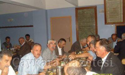 Çaykara Belediyesi İftar Yemeği Verdi