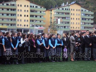 Çaykara'da Cumhuriyet Coşkusu 20