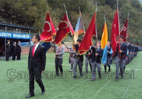 Çaykara'da Cumhuriyet Coşkusu 8