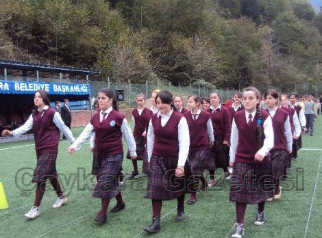 Çaykara'da Cumhuriyet Coşkusu 12