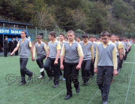 Çaykara'da Cumhuriyet Coşkusu 13