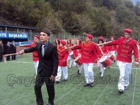 Çaykara'da Cumhuriyet Coşkusu 17