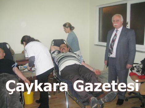 Çay-Der Üyelerinden Kızılay'a Kan Bağışı Yapıldı 2