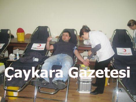 Çay-Der Üyelerinden Kızılay'a Kan Bağışı Yapıldı 3