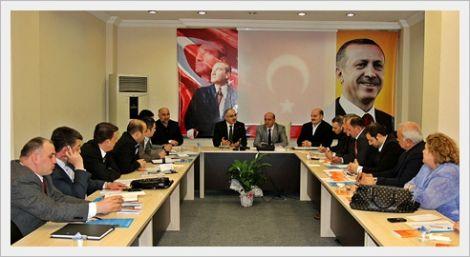 Yıldırımhan AK Parti Merkez ilçe Teşkilatıyla Buluştu 2