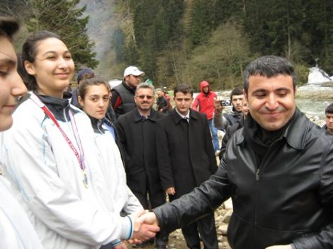 Türkiye Kano Yarışması Seçmeleri Yapıldı 3