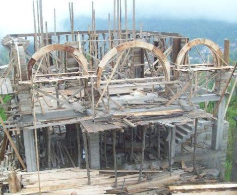 Camii İnşaatı Devam Ediyor 2