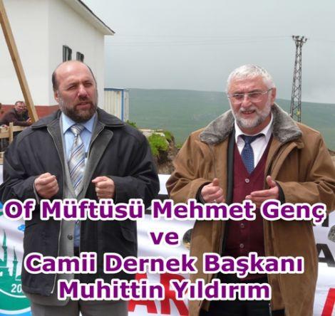 Sultanmurat Camii ve Küliyesinin Temeli Atıldı 4