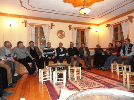 Ankara Çaykaralılar Grubu Dedeler-Torunlar Lokalinde Buluştu 3