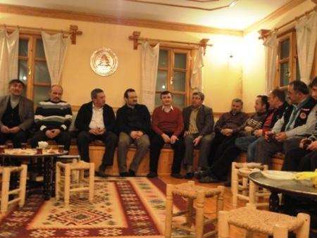 Ankara Çaykaralılar Grubu Dedeler-Torunlar Lokalinde Buluştu 5