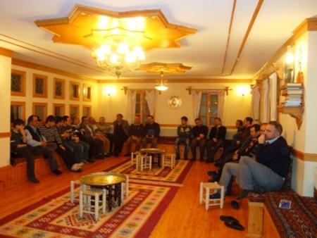 Ankara Çaykaralılar Grubu Dedeler-Torunlar Lokalinde Buluştu 7