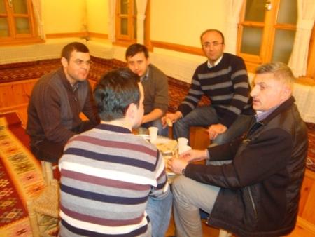 Ankara Çaykaralılar Grubu Dedeler-Torunlar Lokalinde Buluştu 8