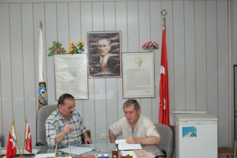 Esnaf Sanatkarlar Kredi Kooperatif Başkanı Ahmet Sevinç'le Röportaj 2