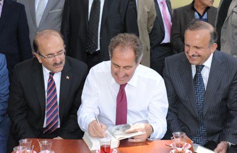 Başkan Vekili Osman Abanoz Karşıladı 2