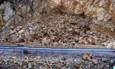 Kayalıklar Yine Düştü