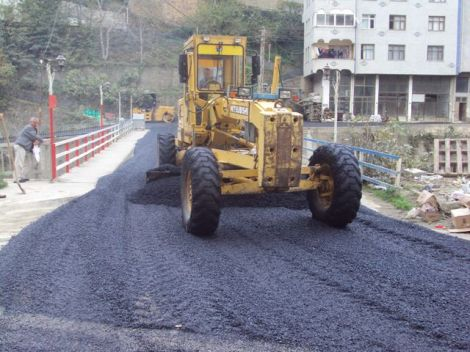 Yollar Asfaltlanıyor 2