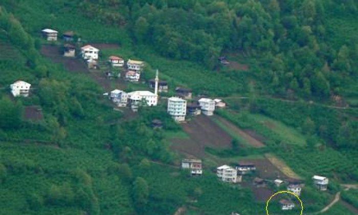 Şahinkaya'da Yangın: Bir Ev Kül Oldu
