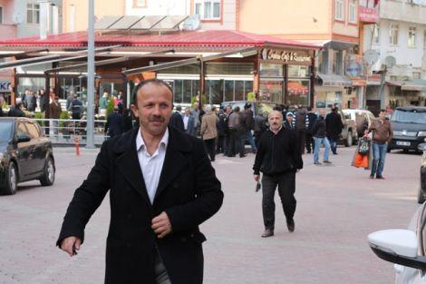 Orhan Fevzi Gümrükçüoğlu Çaykara'da Ziyaretlerde Bulundu 24