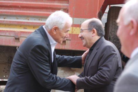 Orhan Fevzi Gümrükçüoğlu Çaykara'da Ziyaretlerde Bulundu 33