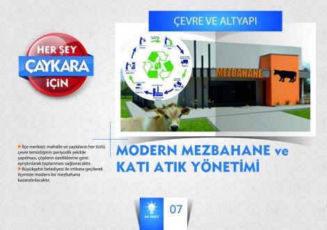 Hanefi Tok Projelerini Açıkladı 7