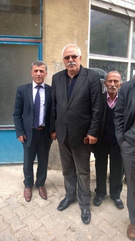 Başkan Tok Karaçam'da 5