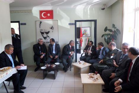 Polis Teşkilatının 169. Kurluluş Yıl Dönümü Çaykara'da Kutlandı 4