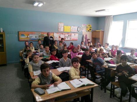 Polis Teşkilatının 169. Kurluluş Yıl Dönümü Çaykara'da Kutlandı 7