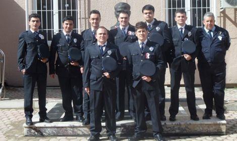 Polis Teşkilatının 169. Kurluluş Yıl Dönümü Çaykara'da Kutlandı 3