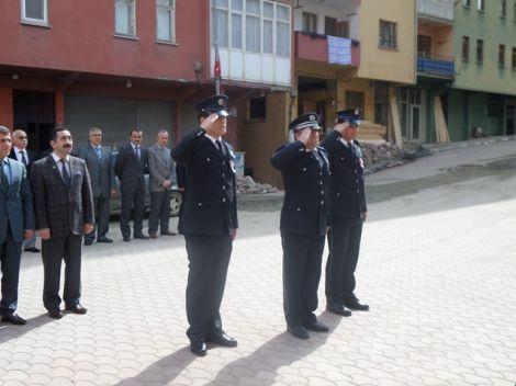 Polis Teşkilatının 169. Kurluluş Yıl Dönümü Çaykara'da Kutlandı 2