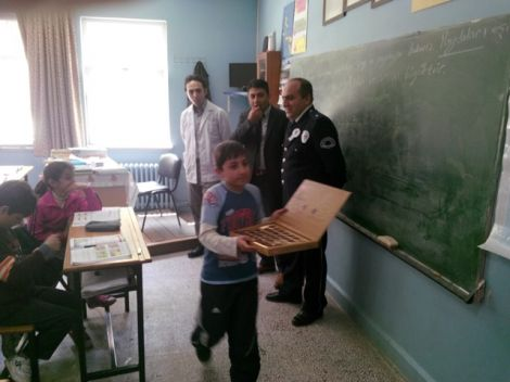 Polis Teşkilatının 169. Kurluluş Yıl Dönümü Çaykara'da Kutlandı 8