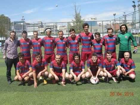 Turnuva'nın İlk Maçında Çaykara-Dernek 8-6 Galip 2