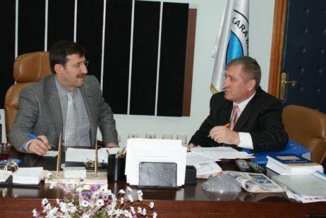 Belediye Başkanına Çaykara'yı sorduk 2