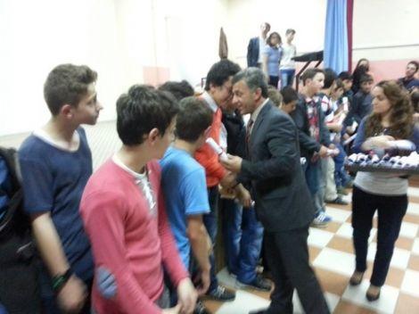 Taşkıran'da Unutulmaz Mezuniyet Gecesi 3