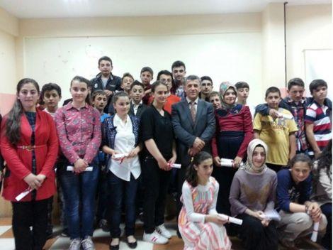 Taşkıran'da Unutulmaz Mezuniyet Gecesi